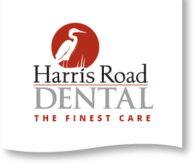 Harris Road Dental in Pitt Meadows BC logo